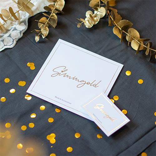 Logodesign Simmgold